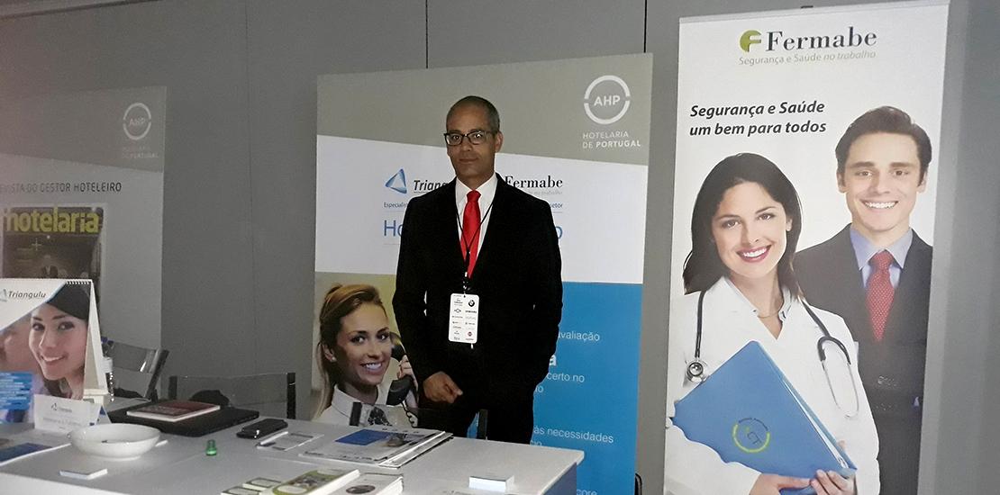 Fermabe marcou presença no 30º Congresso de Hotelaria e Turismo