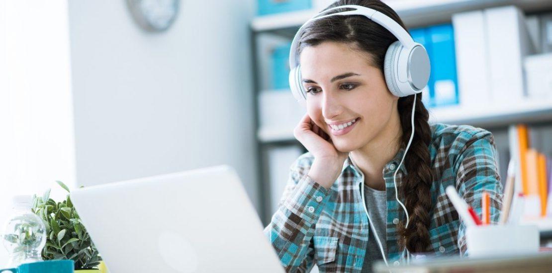 Proteja a sua audição enquanto usa auscultadores